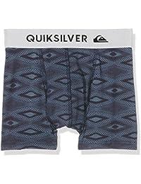 Quiksilver Póster–Calzoncillos para niño, Niño, Boxer Poster Youth, Bp Dreamweaver Captains Blue, large