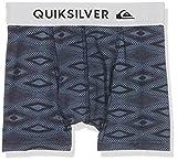Quiksilver Poster Unterhose Jungen BP Dreamweaver Captains Blue FR: S (Größe Hersteller: S)
