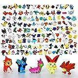 coleccion de 144 figuras de plastico...