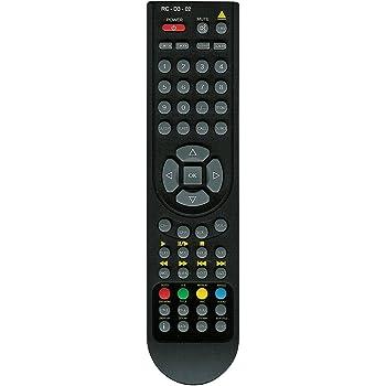 salora telecomando  e-Remotes RC-D3-02 - Telecomando originale per TV e DVD Technika ...