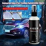Dastrues Car Anti Rain Agent Automotive Glass Coating Agent Rainproof Rain Mark Oil Film Remover Car Rearview Mirror