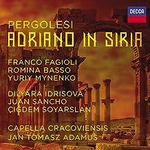 Pergolesi: Adriano in Siria (Coffret 3 CD)