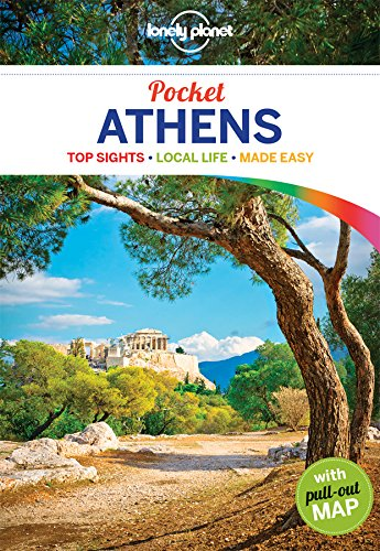 Lonely Planet Pocket Athens (Travel Guide)