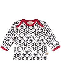 loud + proud Unisex Baby Sweatshirt Shirt Langarm Druck