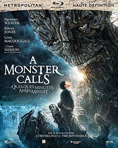 Quelques Minutes Après Minuit (a Monster Calls) [Blu-ray] [Import anglais]
