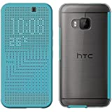 HTC Dot View Ice Premium Hülle Case Cover für HTC