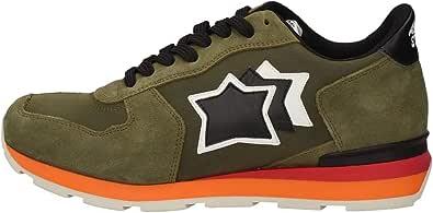 Atlantic Stars ANTAR-OMNO-BT85 Sneakers Basse Uomo