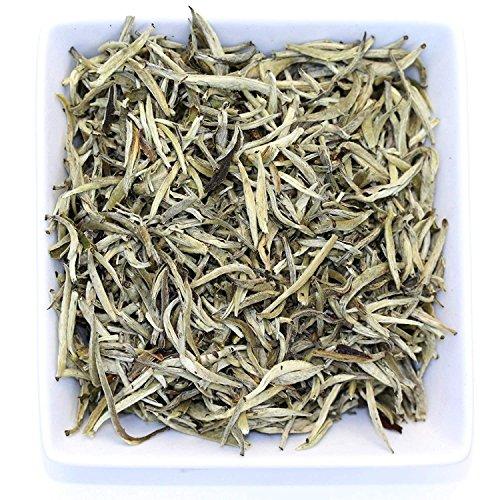 Tealyra - Imperial Yunnan Silver Needle - White Loose Leaf Tea - Caffeine Level Low - 200g