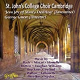 Favourite Choral Works from St. John's College Cambridge [Import allemand]