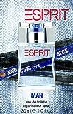 Esprit Jeans Style man EdT 30 ml, 1er Pack (1 x 30 ml)