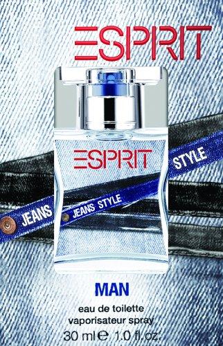 Esprit Jeans Style man EdT 30 ml, 1er Bunch (1 x 30 ml)