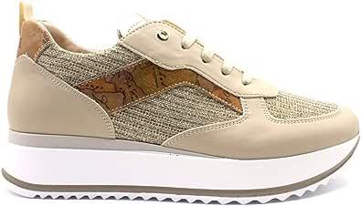ALVIERO MARTINI Scarpe da Donna 1 Classe 0926 Sneakers Casual Sportive Platform