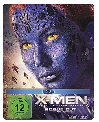 Bild von X-men: Zukunft Ist Vergangenheit - Rogue Cut - Exklusiv Steelbook Edition Limited - Blu-ray