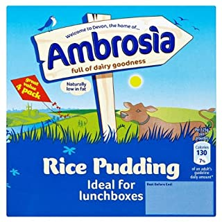 Ambrosia Rice Pudding Pots 8 x 125g