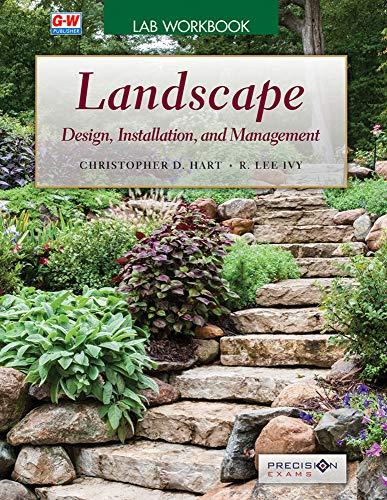 Landscape Design, Installation, and Management (Design Hardscape)
