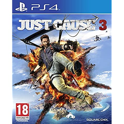 Just Cause 3 Collector's Edition (PS4) by Koch International