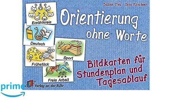 Klassenregeln grundschule bildkarten  Orientierung ohne Worte: Bildkarten für Stundenplan und Tagesablauf ...