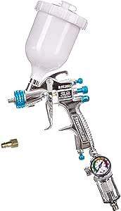 Devilbiss Slg 620 1 8mm Mit Manometer Luftfilter Und Kupplung Lackierpistole Spritzpistole Neues Modell Trans Tech Startingline Auto