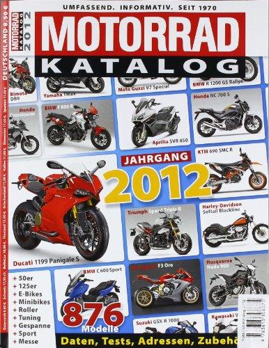Preisvergleich Produktbild Motorrad-Katalog 2012