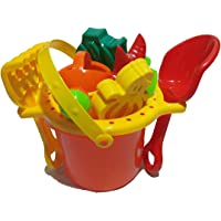ZN Enterprise Gardening and Beach Play Set | Sand Play Set | Beach Toys with Bucket, Multiple Game-Set of Toys for Kids…