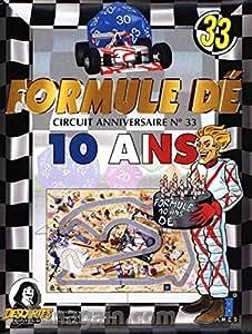 Descartes Editeur - Formule Dé - Circuit anniversaire des 10 ans (n°33)