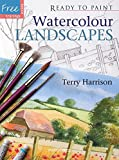 Watercolour Landscapes (Ready to Paint)
