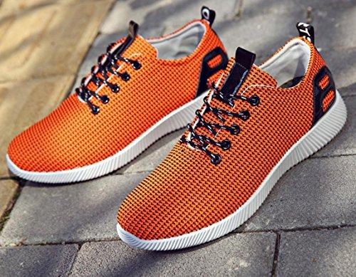 Sommer neue Kokosnuss schuhe Männer bequeme im Freien beiläufige Schuhe koreanische Art und Weise Breathable Ineinander greifen-Schuhe Yellow