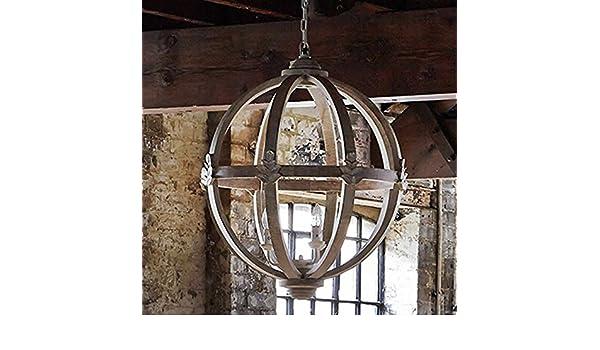 Kronleuchter Rund Holz ~ Cowshed interiors orb kronleuchter aus holz rund groß maße b x h
