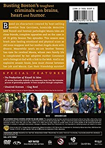 Rizzoli & Isles: The Complete Second Season [DVD] [Region 1] [US Import] [NTSC]