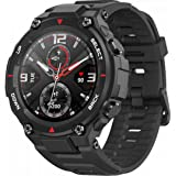 Amazfit T-Rex Smart Watch with 20 Days Battery Life, AMOLED Display, Built-in GPS, 12 Military Certifications, Water Resistan
