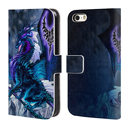official-ruth-thompson-relic-dragons-leather-book-wallet-case-cover-for-apple-iphone-5-5s-se