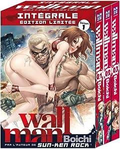 Wallman Coffret Intégral One-shot