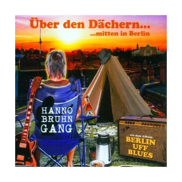Über Den Dächern...Mitten in Berlin