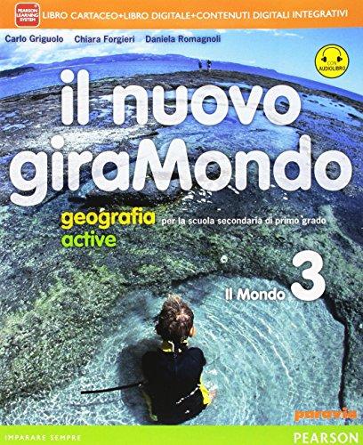 Nuovo giramondoLIM. Per la scuola media. Con e-book. Con espansione online. Con libro: 3