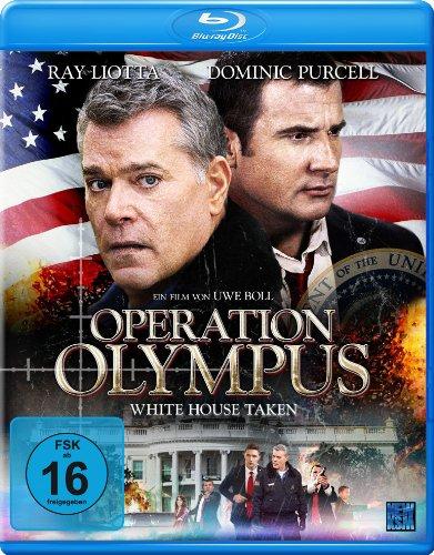 Operation Olympus - White House Taken (Blu-ray) (Blu-ray Olympus)