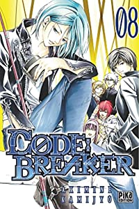 Code:Breaker Edition simple Tome 8