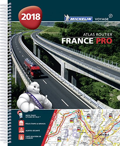 Descargar Libro Atlas France Pro 2018 de Unknown