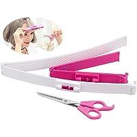 cococity Haarschere Set 2 Stück Haarschneide Hilfe Clip + 1 Friseurschere Scherer-Trimmer Verdünnung Hairstyling Salon…