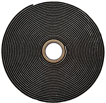 Nitrile Foam Self Adhesive Insulation Foam Tape, ECOTAPE, Class O, Width 2 inch (50.8mm) X Thick 3 mm X Length 9.1 mtr, Pack of 20 pcs