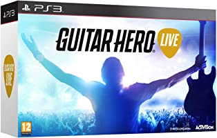 Activision PS3 Guitar Hero Live PS3