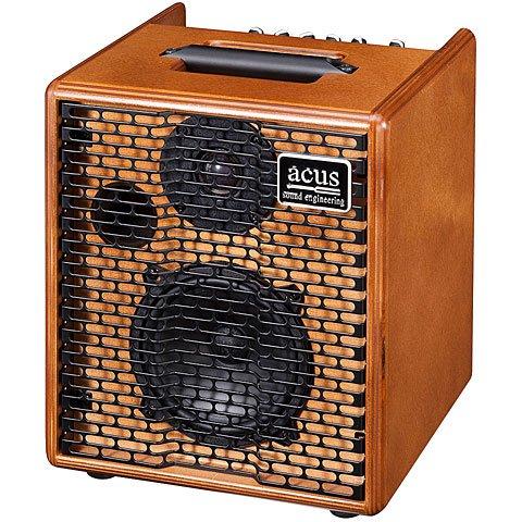 Acus One 5 Wood · Akustikgitarren-Verstärker