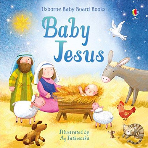 Baby Jesus (Baby Board Books) (Jesus Weihnachten Baby)