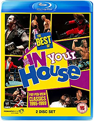The Best of in Your House [Blu-ray] [Import anglais]