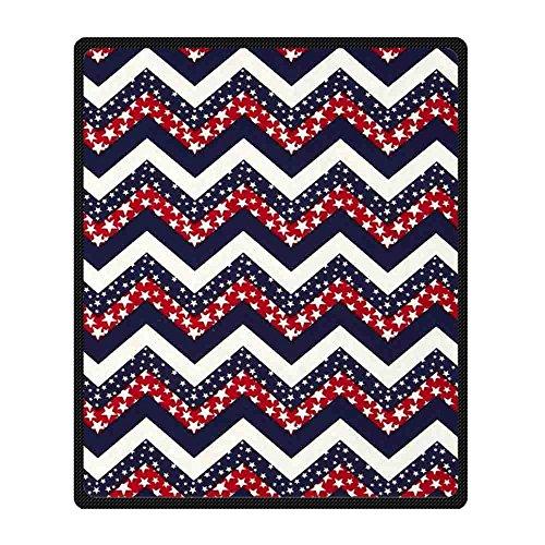 doubee-custom-soft-warm-chevron-fleece-blanket-picnic-festival-blanket-outdoor-50-x-60