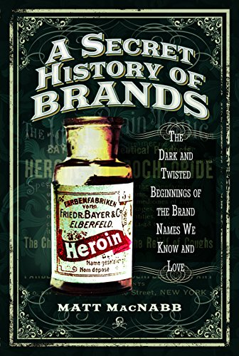 A Secret History of Brands: The Dark and Twisted Beginnings of the Brand Names