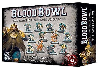 Blood Bowl - The Dwarf Giants 200-17
