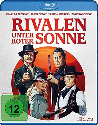 Bild von Rivalen unter roter Sonne [Blu-ray]