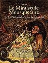 Le Minuscule Mousquetaire, tome 2 : Philosophie dans la baignoire par Sfar