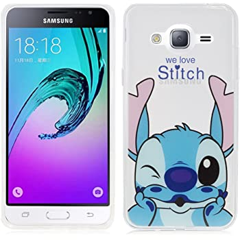 cover samsung galaxy j3 stich