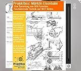 Märklin Eisenbahn: Deine Projektbox inkl. 309 Original-Patenten bringt Dich mit Spaß hinter die Geheimnisse der Technik!
